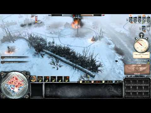 Company of Heroes 2: Crave.Cataclaw (Ostheer) vs. crabby (Soviet Union)
