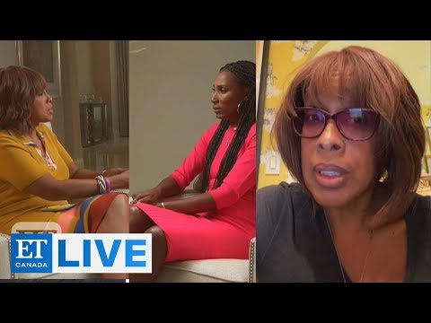 Gayle King Reacts To Kobe Bryant Question Backlash   ET Canada