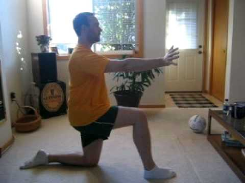 beyond static stretching for the hip flexors  youtube