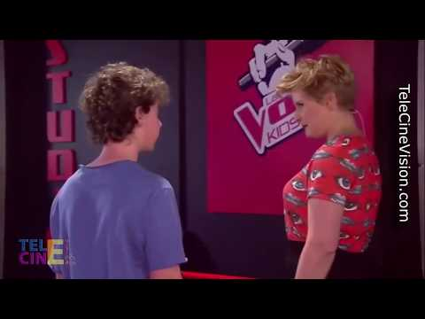 Niño  Enamora A David Bisbal Con Su Forma De Cantar