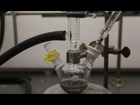 How to make Butyric Acid (Grignard Reaction)