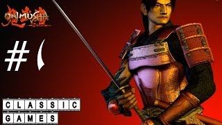 THE EPIC JOURNEY BEGINS - Onimusha Warlords Walkthrough Part 1 Gameplay Lets Play Playthrough