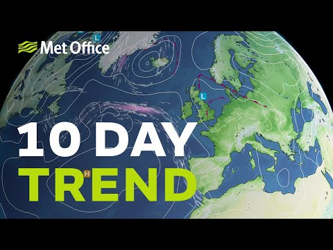 10 Day Trend – Back to normal? 21/07/21