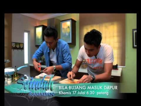 Tv9 Promo Seindahramadan Bila Bujang Masuk Dapur 17 Julai 6 30petang