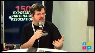 Solutions Libres et Open Source 2013 - News Fusion Directory