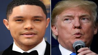 Trevor Noah Breaks Down Why Donald Trump Is 'The Undisputed Comedy Champion'