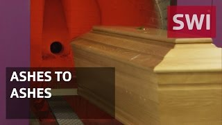 Gambar cover Swiss prefer cremations to burials