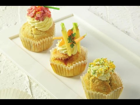 smossen mag - hartige cupcakes - youtube