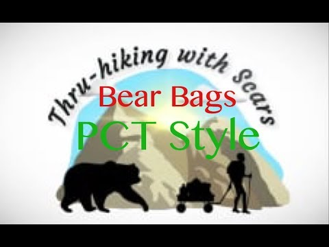 2018 Appalachian Trail Thru-hike | Ep. 11 | Hanging a bear bag PCT style