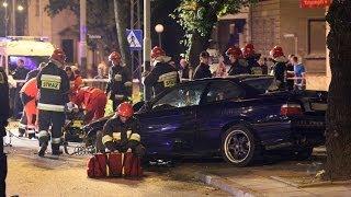 Подборка страшных аварий и ДТП №35 - Scariest Car Accidents +18 2014 NEW