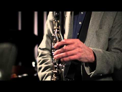 "Georg Ruby - piano /  Michel Pilz - bass clarinet / ""Crayon Pointu"""