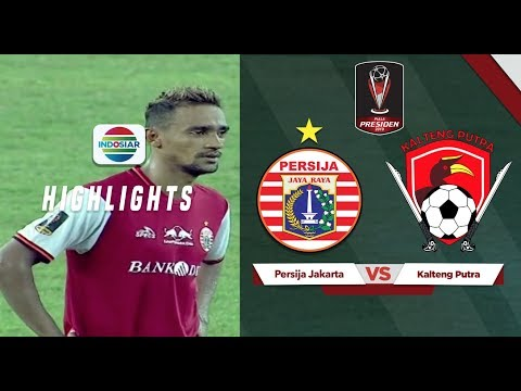 Full Adu Pinalti - Persija Jakarta (3) vs (4) Kalteng Putra | Piala Presiden 2019