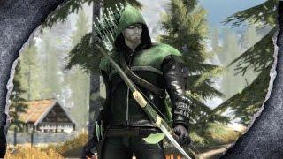 ▶Skyrim Remastered: Green Arrow ♦️MOD SHOWCASE♦️ | Killerkev ✔️