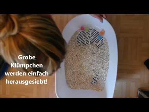 "Testbericht: ""Berto"" Katzenklomodell von Trixie"