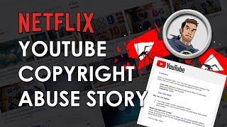 Gambar cover I'm Sick Of Youtube's Broken Copyright System | Netflix Blocked My Review + Scam Claims