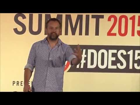 Jez Humble - DevOps Enterprise Summit 2015