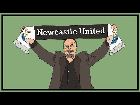 Rafa Benitez, Newcastle & Squad Management