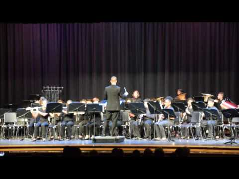 Hello by Pflugerville Middle School Symphonic Band