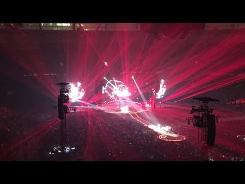 Coldplay in Vancouver, 2017 (Mix)
