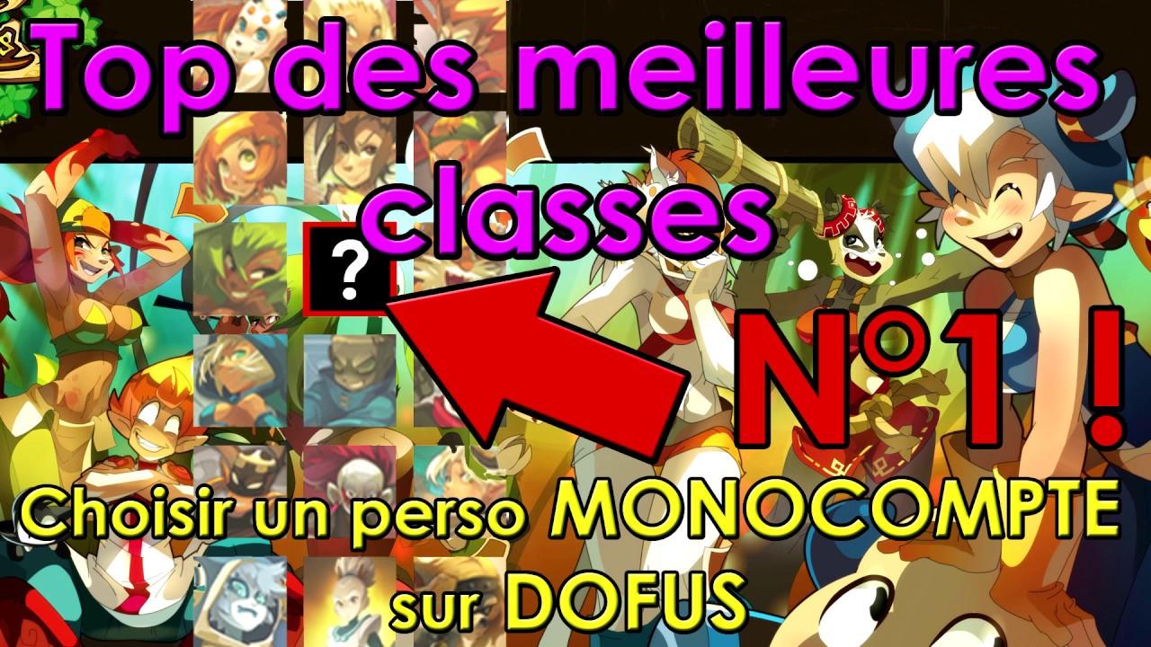 Classes, stuffs, panoplies
