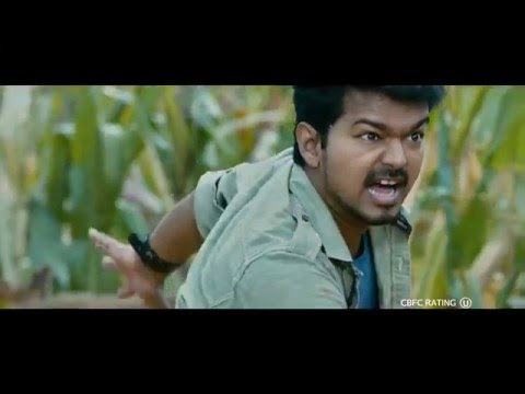 Jilla Official Trailer HD   Vijay  ...