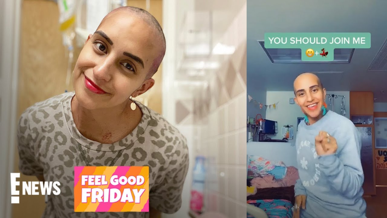 Dancer Uses TikTok to Help Fight Cancer | Feel Good Friday News