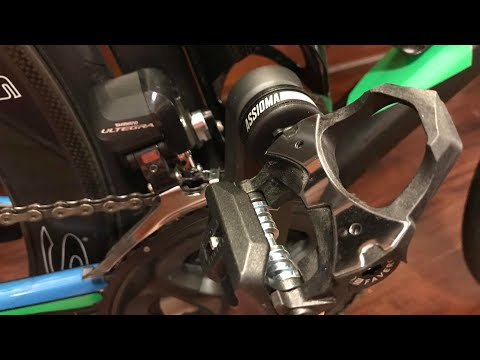 How To Connect A Power Meter To Garmin Edge Doovi
