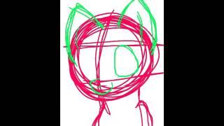 Как рисовать пони в ibisPaint X планшет 1 (ОС Марии Ф.)