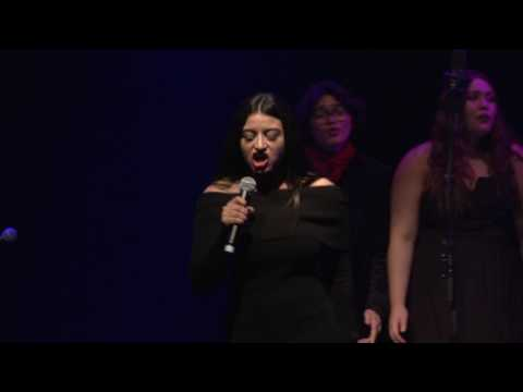 Class of Cabaret Performance - Gemma