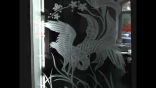 Межкомнатные элитные двери и перегородки Геометрия Пространства Москва(, 2012-09-28T08:06:44.000Z)