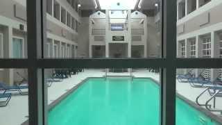 Dover/Lagerquist Glass Hydraulic Elevator - Coates Plaza Hotel - Virginia, MN