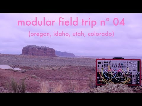Modular Field Trip Ep. 04 - Road Trip w/ Mutable Instruments Rings & Clouds, +  Ornament & Crime