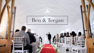 Ben and Teegan's Wedding | 4K