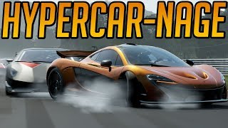 Forza 7 HyperCAR-NAGE