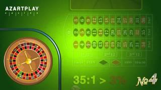 Подсказки и советы для игры в Онлайн Рулетку AzartPlay(В казино Azart Play всегда рады новым гостям и посетителям. Если вы являетесь почитателем рулетки, то именно..., 2011-12-14T10:11:31.000Z)