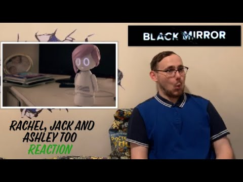 Black Mirror 5x3 'Rachel, Jack And Ashley Too' REACTION!!