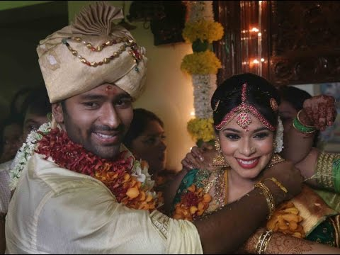 Shanthanu Keerthi Wedding Photo Album