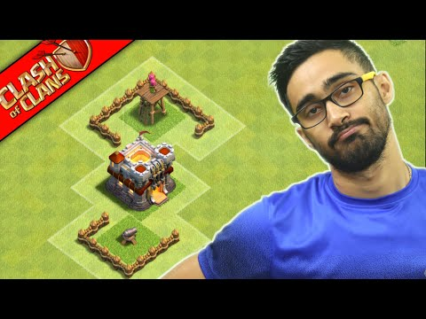 I Am Destroyed! Rush then Fix Episode 1 , Clash of Clans......... from YouTube · Duration:  10 minutes 52 seconds