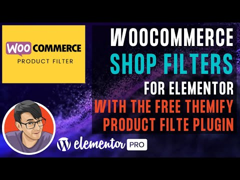 Add WooCommerce Shop Filters for FREE with Themify WooCommerce Product Filter