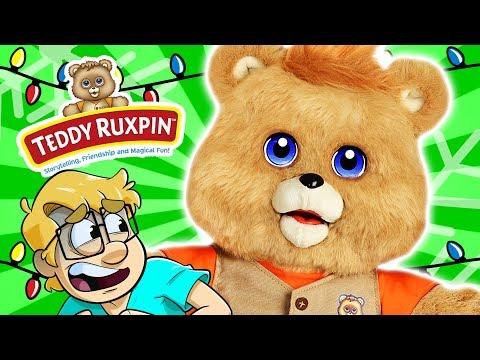 2017 Teddy Ruxpin Toy