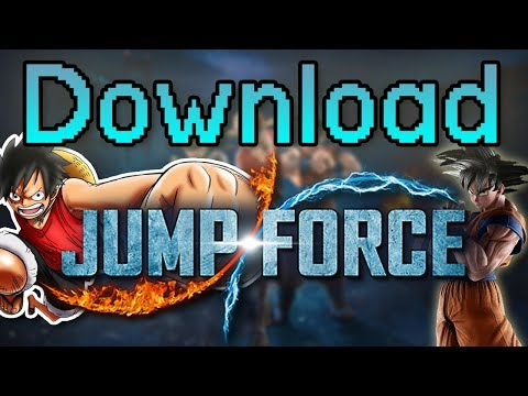 jump force pc download utorrent