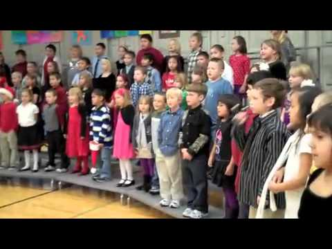 Lake Superior Primary Christmas Concert