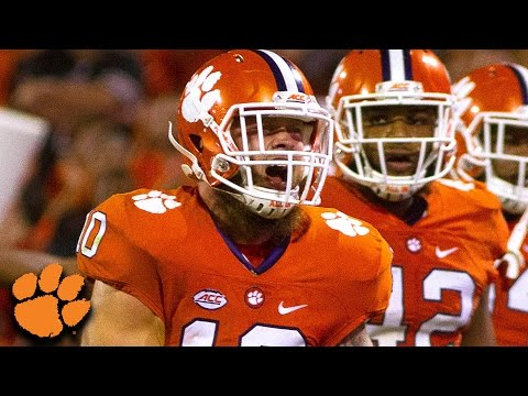 Clemson's Ben Boulware Talks Huge Win Over Lamar Jackson And Louisville
