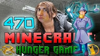Minecraft: Hunger Games w/Mitch! Game 470 - Inspector Salt, Proving The QQ