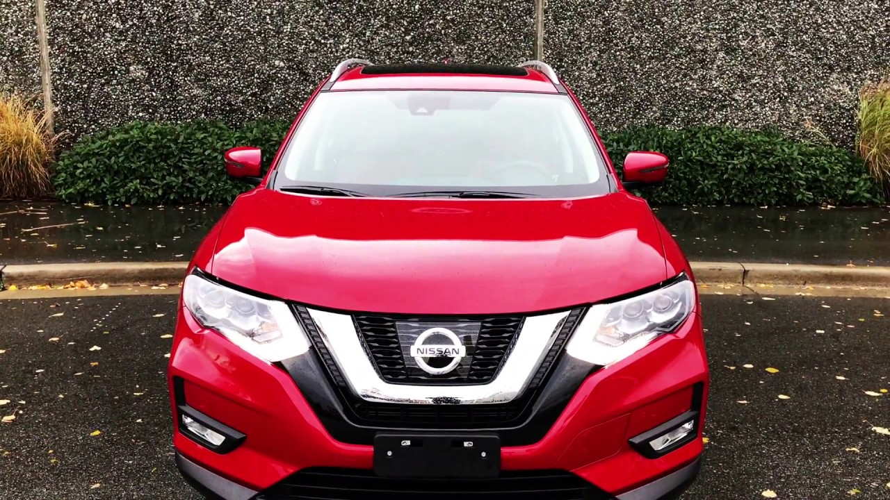 2017 nissan rogue sl platinum awd video review youtube. Black Bedroom Furniture Sets. Home Design Ideas