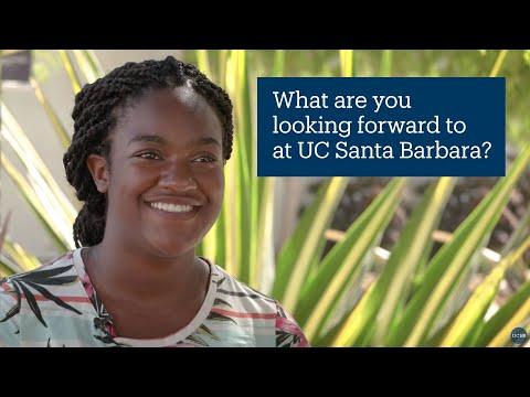 New Year, New Possibilities At UC Santa Barbara