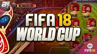 WORLD CUP ADD ON? | FIFA 18 ULTIMATE TEAM