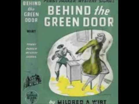 Jim Lowe - Behind The Green Door.