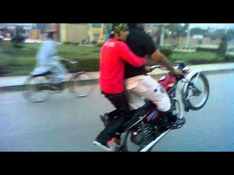 bike villing in grw