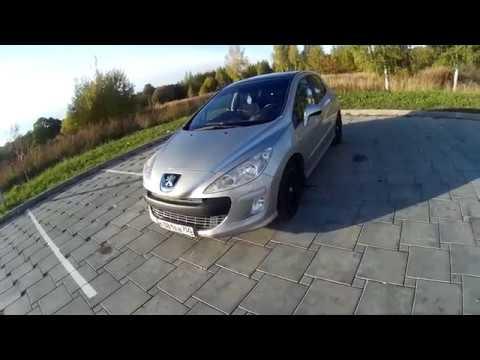Peugeot 308 1.6 механика. Мнение реального владельца(плюсы и минусы)